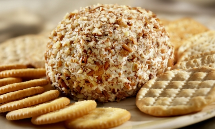 End Zone Cheese Ball