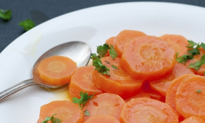 Citrus Ginger Carrots