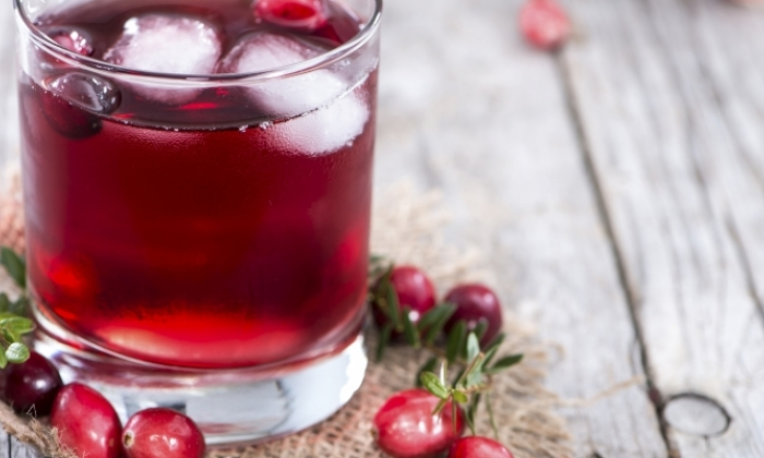 Cran-apple Party Punch