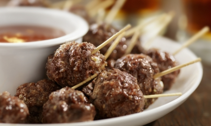 Fantasy Football Meatballs