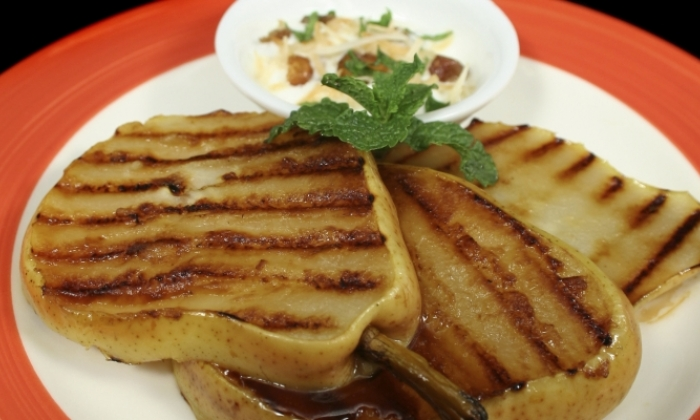 Grilled Sweet Pears
