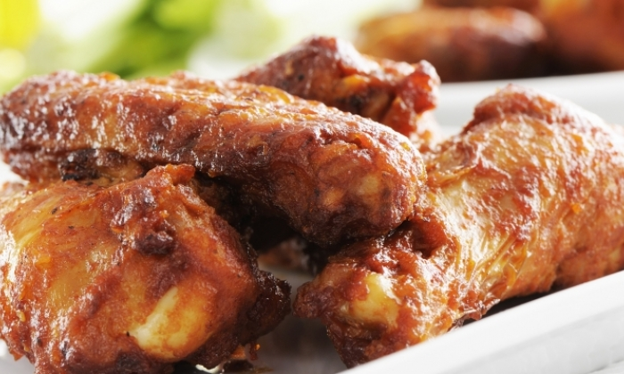 Touchdown Chicken Wings