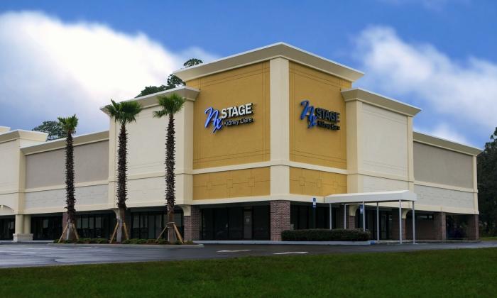 NxStage Kidney Care in Jacksonville