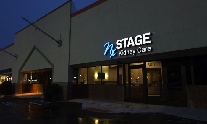 NxStage Kidney Care in Boston South