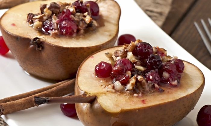 Baked Sweet Pears
