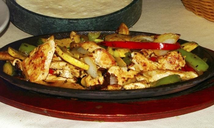 Crock-pot Chicken Fajitas