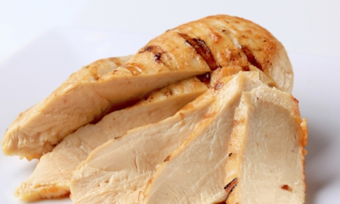 Honey Mustard Glazed Turkey Breast