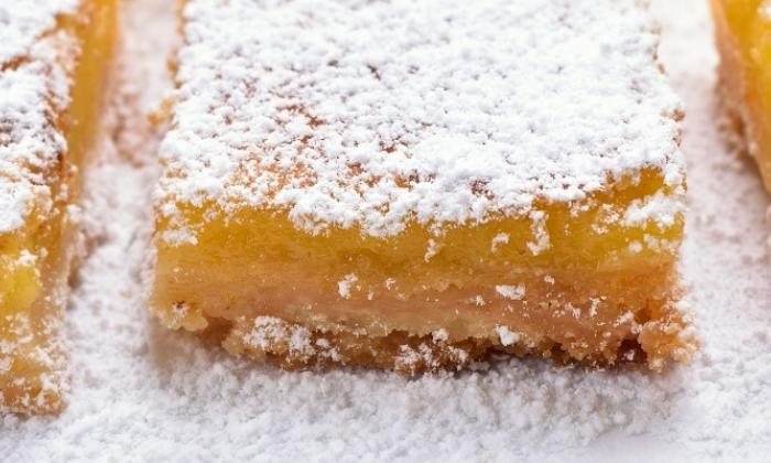 Lemon-Lime Honey Bars